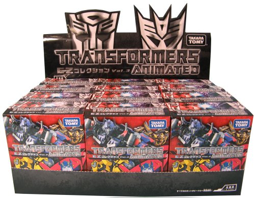 Transformers Transformers EZ Collection Vol.3 BOX