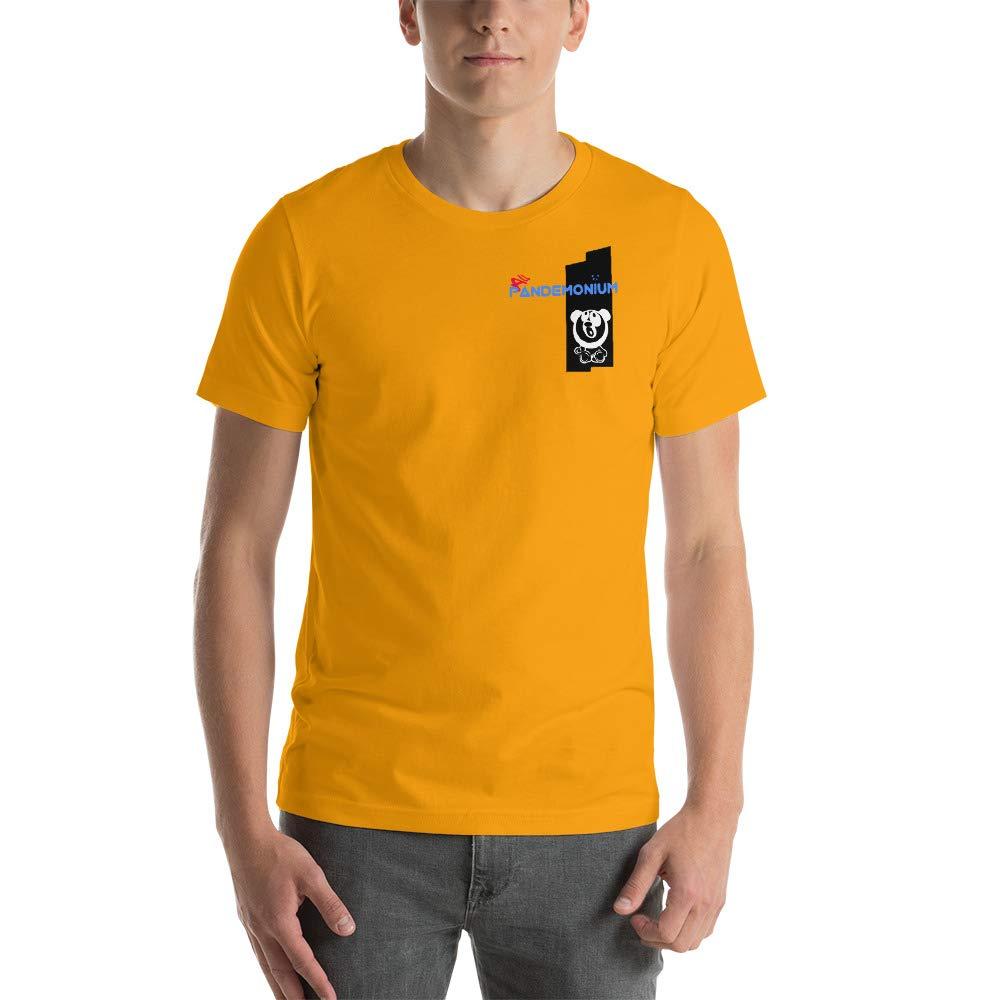 All Pandemonium Short-Sleeve Unisex T-Shirt