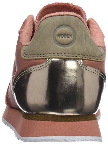 Nora Sneaker Skie Donna Woden Rosa Powder 500 II A4qnz
