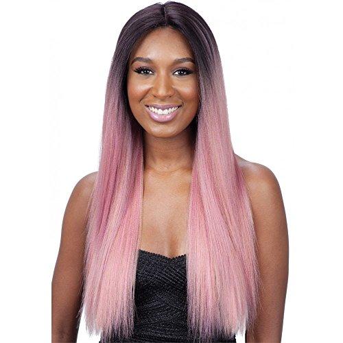 - ModelModel Synthetic Hair Lace Front Wig Premium Seven Star Sylvie (TSTAFFY)