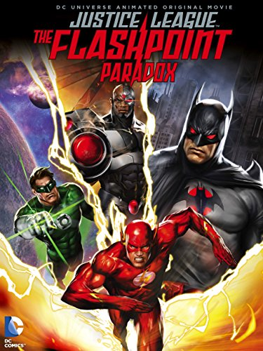 Justice League: The Flashpoint Paradox Film
