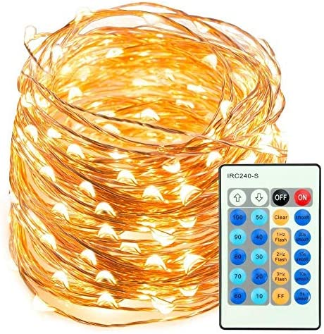 TaoTronics TT SL038 200 String Lights