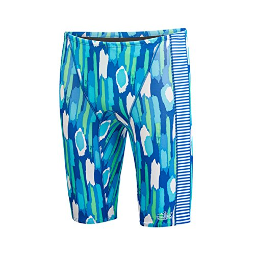 Dolfin Mens Uglies Jammer Swimsuit (On Your Mark, 26)