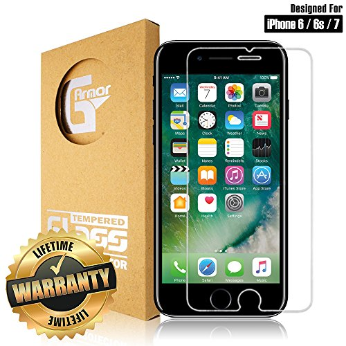 iPhone Screen Protector G Armor Tempered