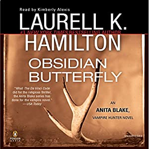 Obsidian Butterfly Audiobook