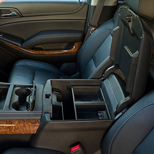 Center console insert organizer tray for 14 19 silverado - 2015 gmc sierra interior accessories ...