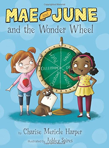 Mae and June and the Wonder Wheel ebook