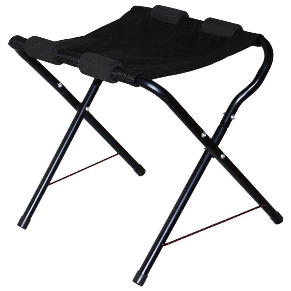 Onefeng Sports Foldable Kayak Ground Storage Stand Rack - 22'' Tall