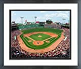 Boston Red Sox Fenway Park MLB Stadium Photo Framed