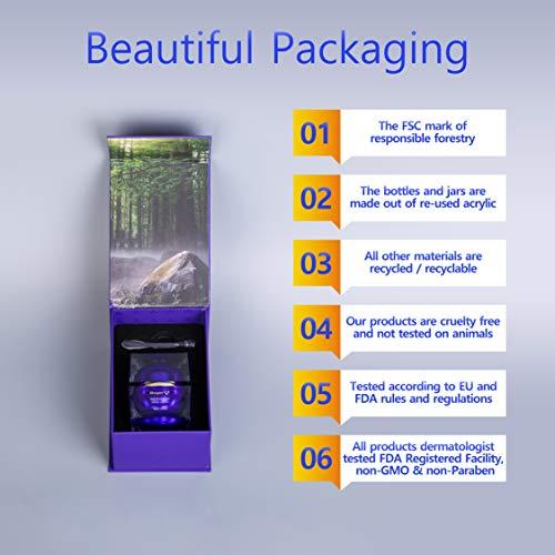 Skogen Premium Day Moisturizer Jasmine Collection Daily Anti-Aging, Deep Moisturizing, Smoothing Skin Care Cream for Wrinkles & Fine Lines, 50ml