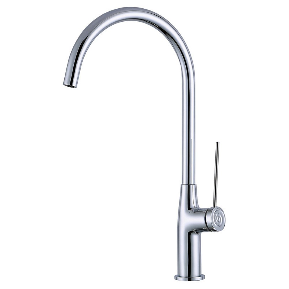 ZXY household items ZXY Sanitary Ware Chrome Plating Copper Kitchen Basin Faucet Single Unit Dishwasher Kitchen Faucet