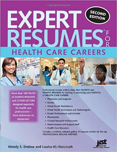 health care professional resumes