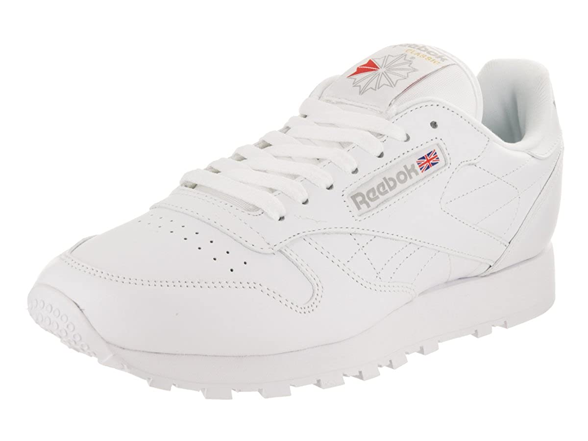 4fe2561649bdd8 Reebok Men s Classic Leather Casual Shoe  Amazon.co.uk  Shoes   Bags