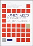 img - for Comentarios al Estatuto de los Trabajadores book / textbook / text book