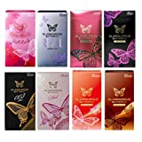 Glamorous butterfly full set (8 types) x Best lotion trial 1 bag set