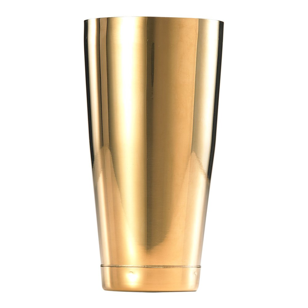 Stainless Steel Set 18 oz and 28 oz Barfly M37009 Cocktail Shaker Tin