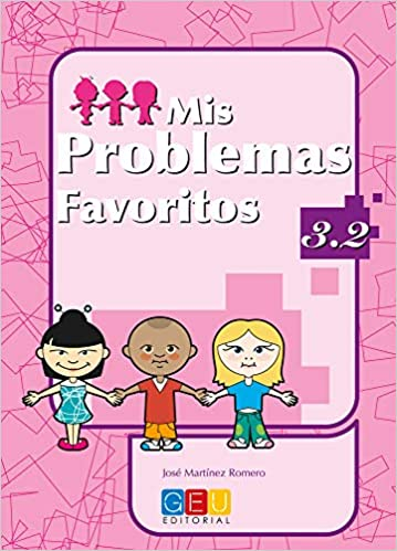 Mis Problemas Favoritos 3.2: José Martínez Romero: 9788492236862: Amazon.com: Books