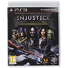 Injustice: Gods Among Us Ultimate Edition (PS3) UK IMPORT REGION FREE