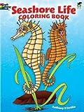 Seashore Life Coloring Book (Dover Nature Coloring Book)
