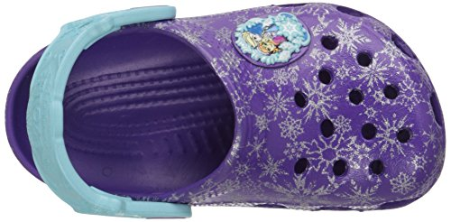 Bambine Crocs A Chiusa Frozen Ragazze Punta Clog Classic Viola nepr E K Sandali 68fn6Oqw