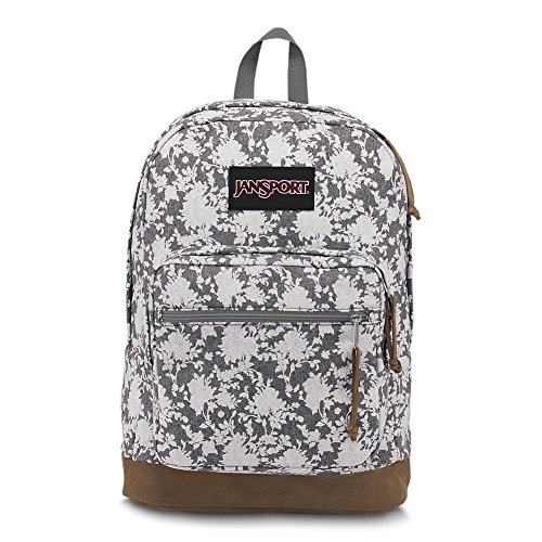 JanSport Right Pack Expressions Laptop Backpack - Grey Heath