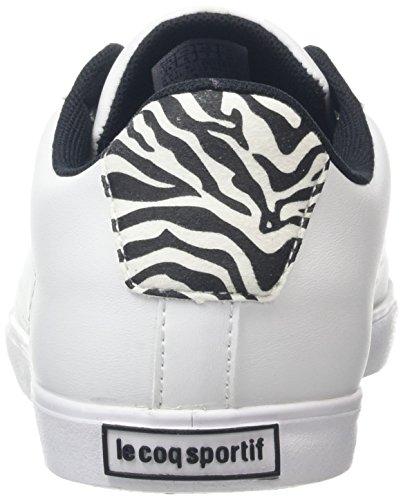 Le Coq Sportif Agate Lo Zebra 1611814, Basket