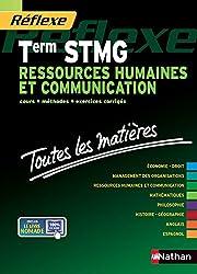 Toutes les matières Term STMG Ressources humaines et communication