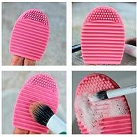 Limpia Brochas Brushegg Limpiador De Maquillaje