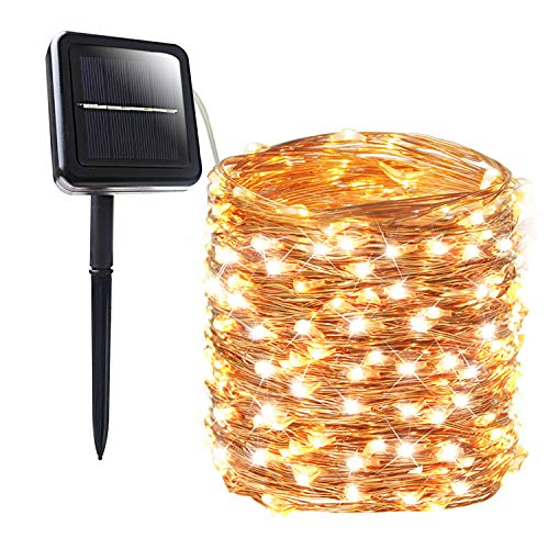 Outdoor Solar Twinkle Lights in US - 7