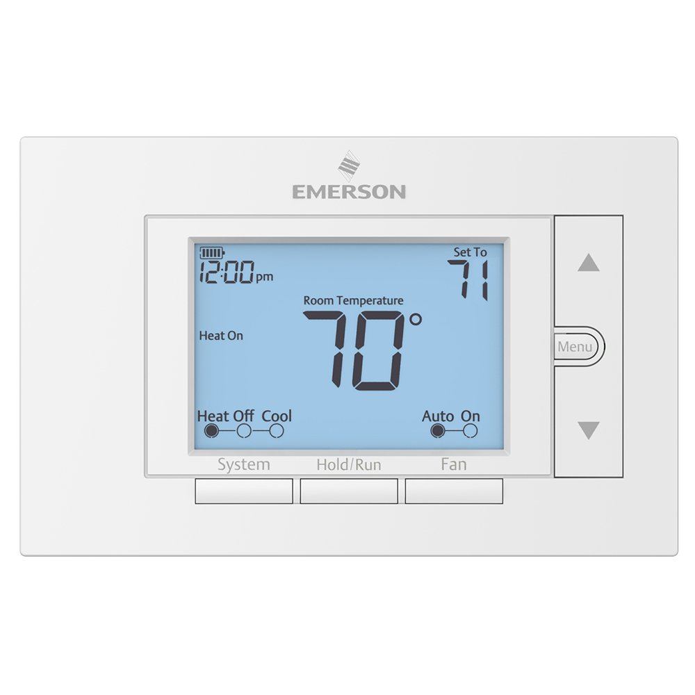 Emerson UP310 Premium 7 Day Programmable Thermostat - - Amazon.com