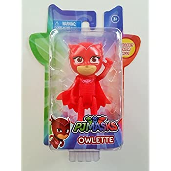 Just Play PJ Masks Owlette Action Figure 3 Inches
