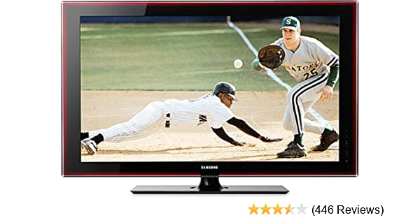 c60ee55d8 Amazon.com  Samsung LN52A750 52-Inch 1080p DLNA LCD HDTV with Red Touch of  Color (2008 Model)  Electronics