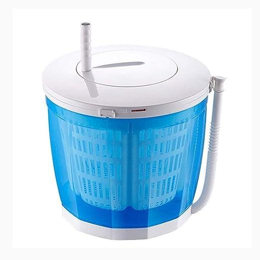 Hyl Lavadoras de Ropa Lavadora Mini, deshidratador Manual de ...