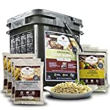 Wise Food Company Emergency Freeze Dried Breakfast and Entrée Bucket - 56 Servings