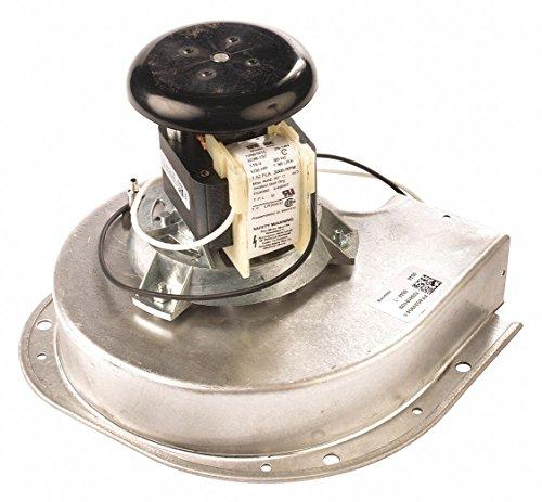 (FASCO Rectangular Shaded Pole OEM Specialty Blower, Flange: No, Wheel Dia: 4-3/4