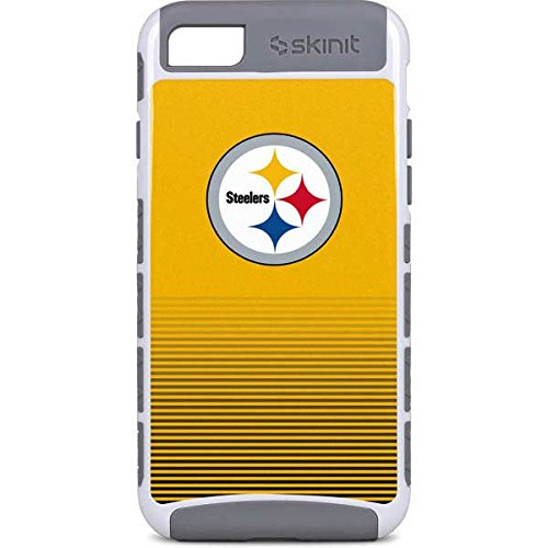 Skinit Pittsburgh Steelers iPhone 7 Cargo Case - Officially Licensed NFL Phone Case - Double Layer iPhone 7 Cover ()