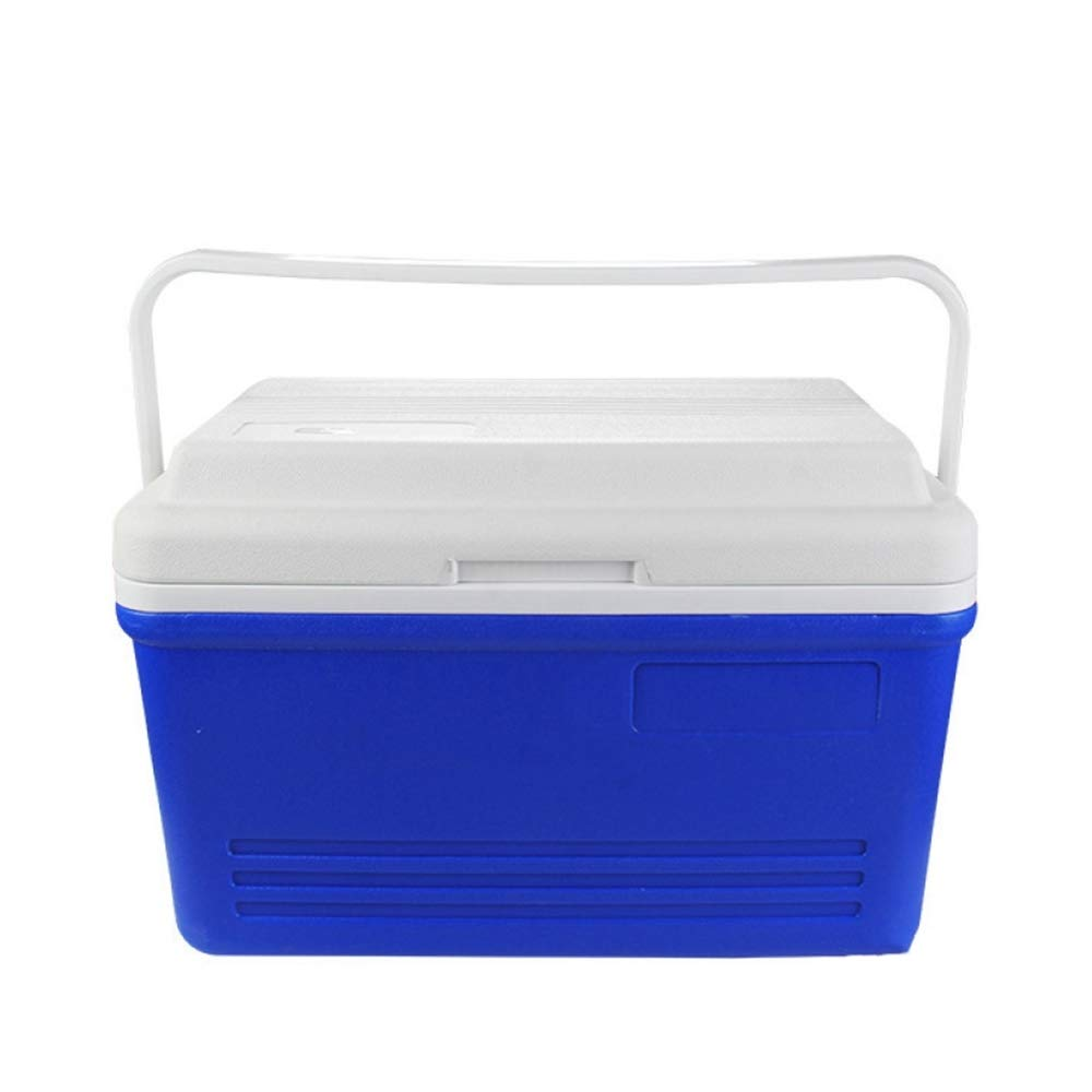Ambiguity Kühlboxen,30L PU Polyurethan Schaum Kühlschrank tragbare Hocheffizienz-Isolierbox