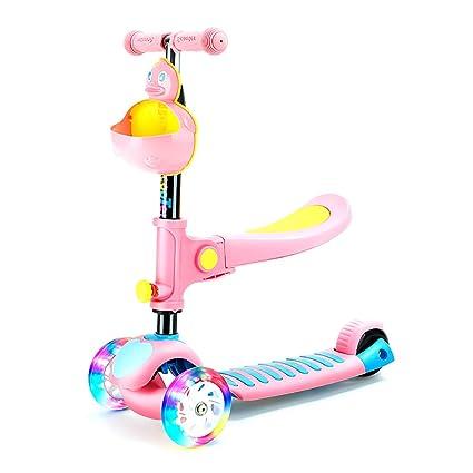 Patinetes clásicos 3-en-1 Scooter de Patada para niños ...