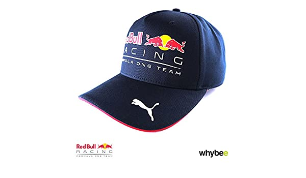 Red Bull Racing Formula One Team Nuevo. 2017 Gorra de Adulto Puma Oficial: Amazon.es: Deportes y aire libre