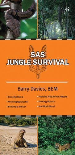 SAS Jungle Survival Paperback January 8, 2013