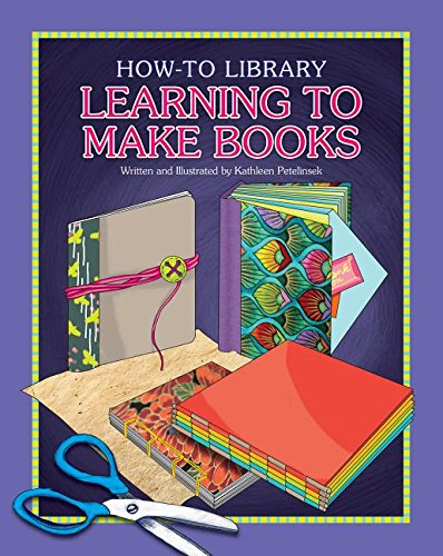 Download Learning to Make Books (How-To Library) ebook