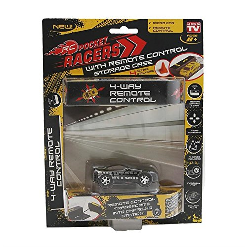Pocket Racers Micro Rc (black)