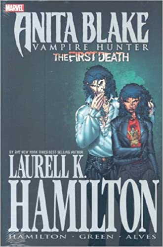 Leggi i nuovi libri online gratis senza download Anita Blake, Vampire Hunter: The First Death 0785129413 PDF DJVU FB2 by Laurell K. Hamilton