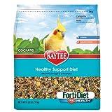 Kaytee Forti Diet Pro Health Food for Cockatiel, 5-Pound, My Pet Supplies