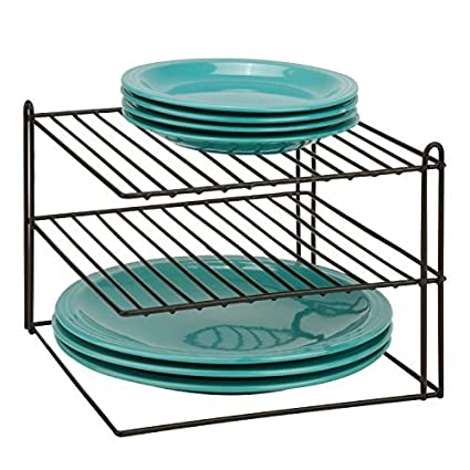 Details about  /Honey-Can-Do KCH-04370 Adjustable Coated Steel Wire Shelf 5.9 by 14.8-26 by 6-I