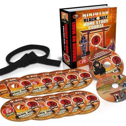 Amazon com : Ninjutsu Black Belt Courses SHODAN 1ST Degree Bujinkan