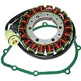 Caltric STATOR & GASKET Fits KAWASAKI NINJA 600 ZZR600 ZZ-R600 ZX600-J 2005-2008