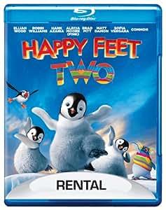 Happy Feet Two (Blu-ray+DVD+UltraViolet Digital Copy Combo Pack)