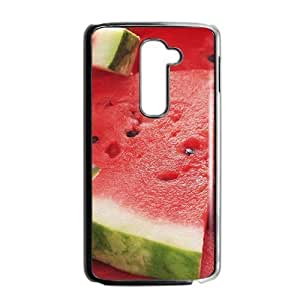 Fresh red watermelon nature style fashion phone case for LG G2
