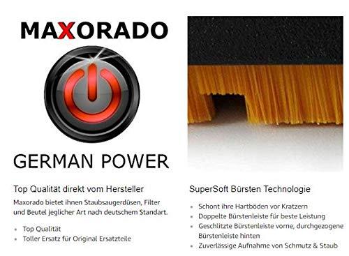 Hartbodendüse /& Möbelpinsel passend für Miele S 310i Staubsaugerrohr 35mm